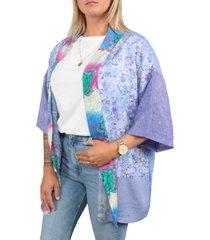sissel edelbo lotus kimono short