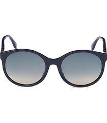 56mm round sunglasses