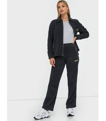 the classy issue terry pants byxor