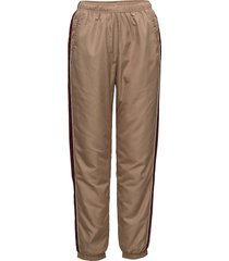 mitzi trousers casual broek bruin wood wood
