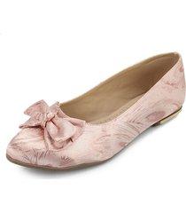 baleta rosa tellenzi 410