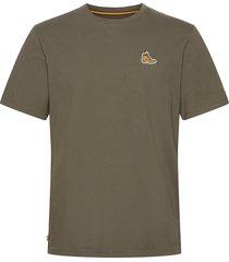 ss boot tee t-shirts short-sleeved grön timberland
