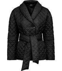 giacca con cintura (nero) - bodyflirt
