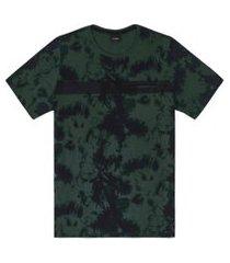 camiseta masculina estampada rovitex verde