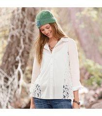 enliven lace blouse