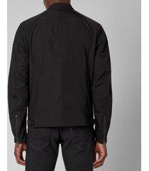 belstaff men's weybridge jacket - black - 56/xxxl