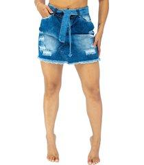falda indigo womanpotsherd ref: pop