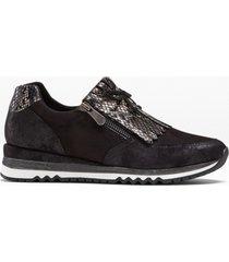 sneaker marco tozzi (nero) - marco tozzi