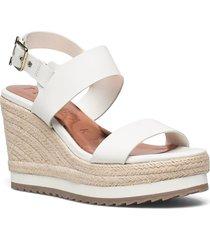 archei-sports luxe e sandalette med klack espadrilles beige ted baker