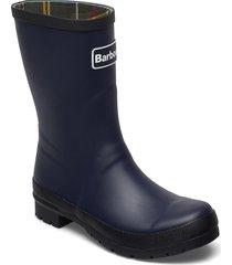barbour banbury regnstövlar skor blå barbour