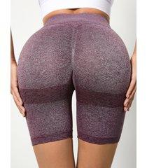 sports super stretch yoga leggings shorts
