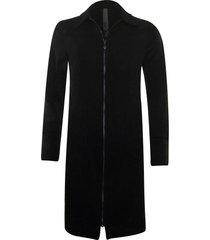 jurk zip zwart