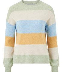 tröja onlatia l/s stripe pullover cc knt