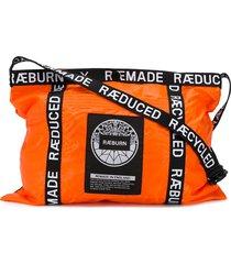 raeburn parachute sling bag - orange