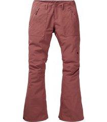 pantalon de nieve mujer vida rose café burton