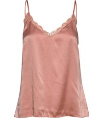camelia t-shirts & tops sleeveless rosa love stories