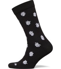 sock ankle bb simple flower underwear socks regular socks svart björn borg