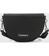 bolso negro tommy jeans