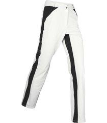 pantaloni elasticizzati in softshell (bianco) - bpc bonprix collection