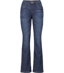 jeans termici elasticizzati bootcut (blu) - john baner jeanswear