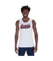 camiseta regata fatal estampada 25173 - masculina