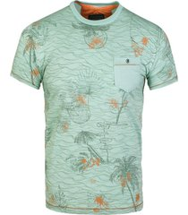 t-shirt round neck meadow