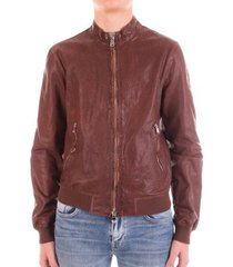 leren jas the jack leathers gerard