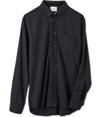billy reid men's tuscumbia regular-fit solid shirt
