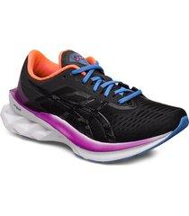 novablast shoes sport shoes running shoes svart asics