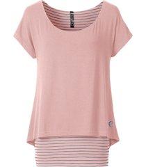maglia 2-in-1 (rosa) - rainbow