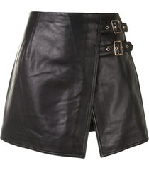 alice mccall the way skort - black
