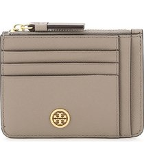 tory burch robinson card holder pouch