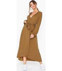 gestuz justagz wrap dress loose fit dresses