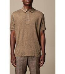 ermenegildo zegna polo shirt ermenegildo zegna polo shirt in pure linen