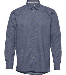 aklouis shirt skjorta casual blå anerkjendt