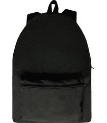 klasyczny duży plecak czarny