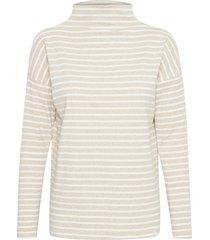 polo kaliddy high neck blouse