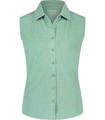 blouse nienke groen
