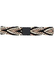 dorothee schumacher braided rope belt - neutrals