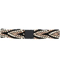 dorothee schumacher braided rope belt - neutrals