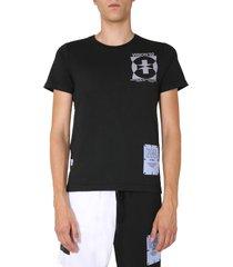 mcq alexander mcqueen crew neck t-shirt