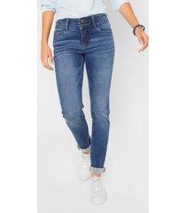 corrigerende stretch jeans, slim