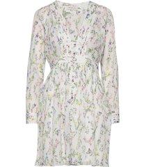corinna dress jurk knielengte wit by malina