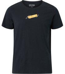 t-shirt jorsona tee ss crew neck blk