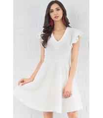 sukienka white florence