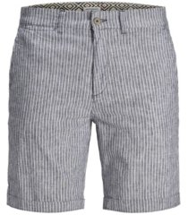 jack & jones men's linen chino shorts