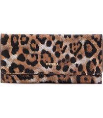 billetera animal print tropea maite