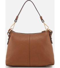 see by chloé women's joan small hobo bag - caramello