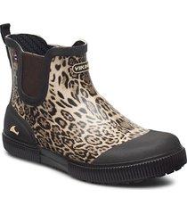 praise leo regnstövlar skor brun viking