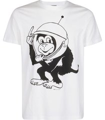 ps by paul smith monkey t-shirt